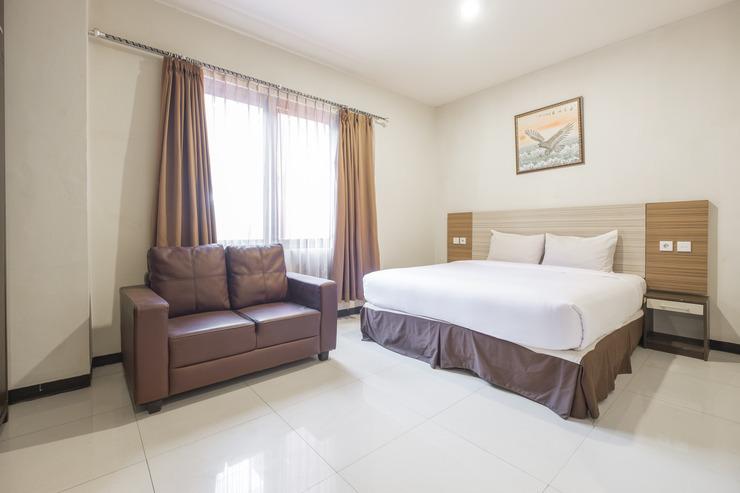 Hotel Agraha Makassar - Bedroom Su/D