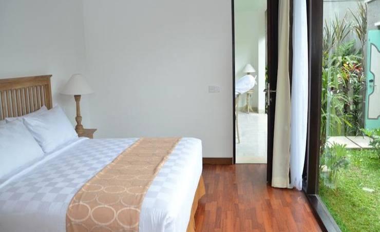 New Pondok Sara Villas Bali - Kamar tamu