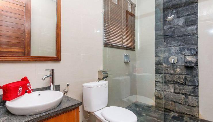 ZenRooms Batu Bolong Canggu - Kamar mandi