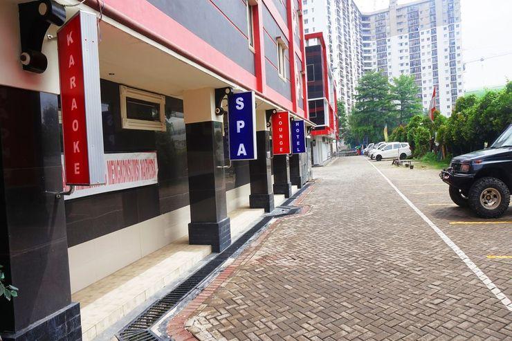 Gran Surya Hotel Bekasi Bekasi - Exterior