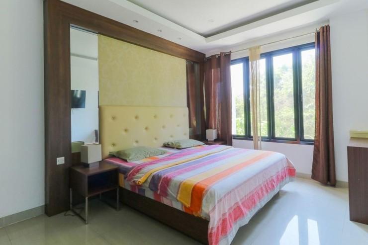 Townhouse Sanur Villa Bali - Bedroom