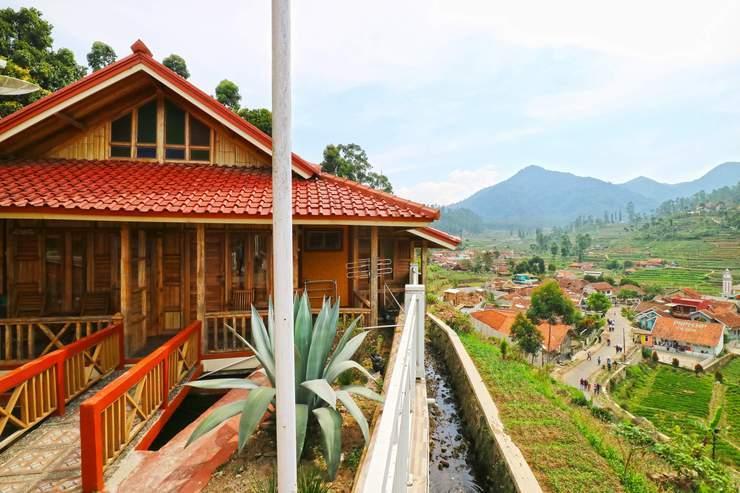 Suka Rasa Endah Cottage Bandung - Exterior