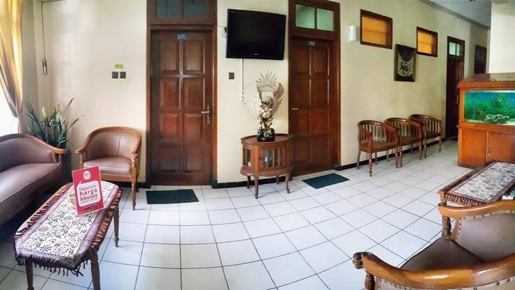 NIDA Rooms Kaliurang Gang Ladrang - Pemandangan Area