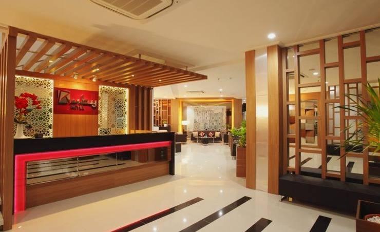 Ruby Hotel Syariah Bandung - Interior