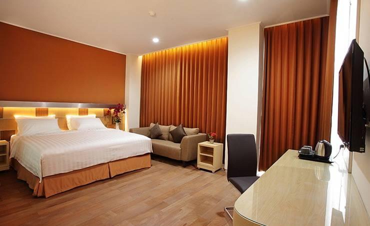 Ruby Hotel Syariah Bandung - Kamar tamu