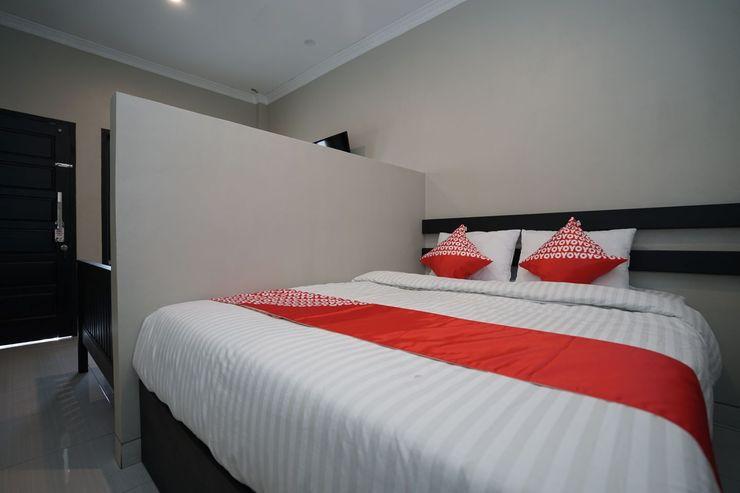 OYO 1253 Wismakito Syariah Lubuklinggau - Bedroom