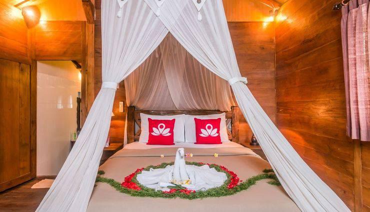 ZenRooms Legian Ubud Singakerta Bali - Kamar tidur