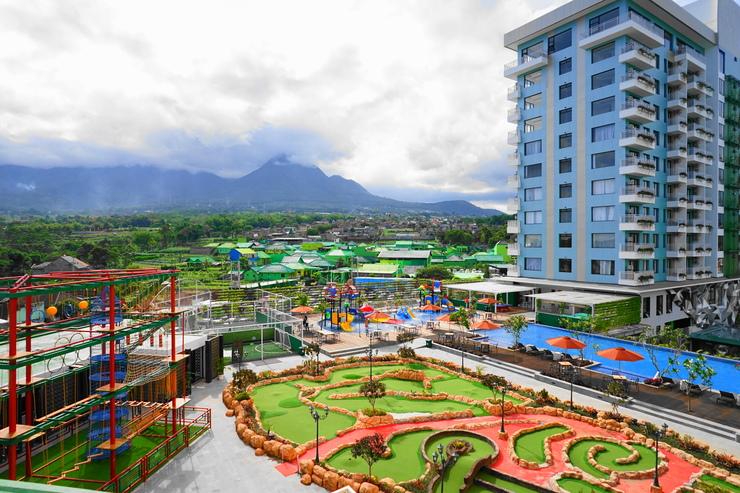 Senyum World Hotel Malang - SPORT & RECREATION AREA