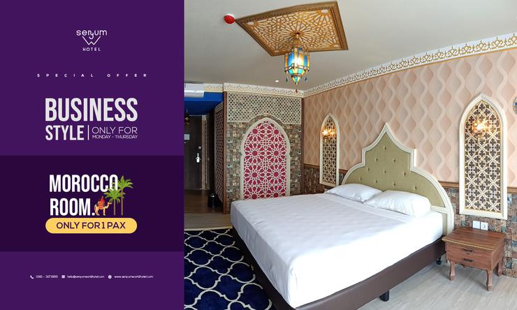 Senyum World Hotel Malang - BUSSINES STYLE