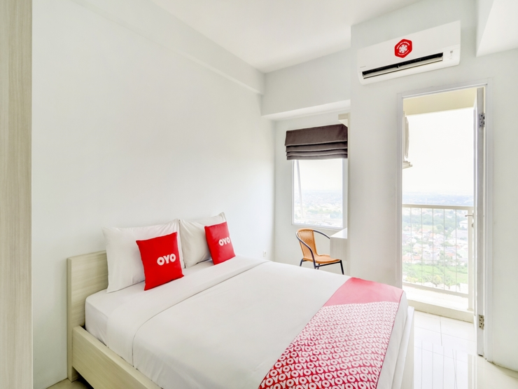 OYO Flagship 3837 Tamansari Mahogany Karawang - Guestroom D/D