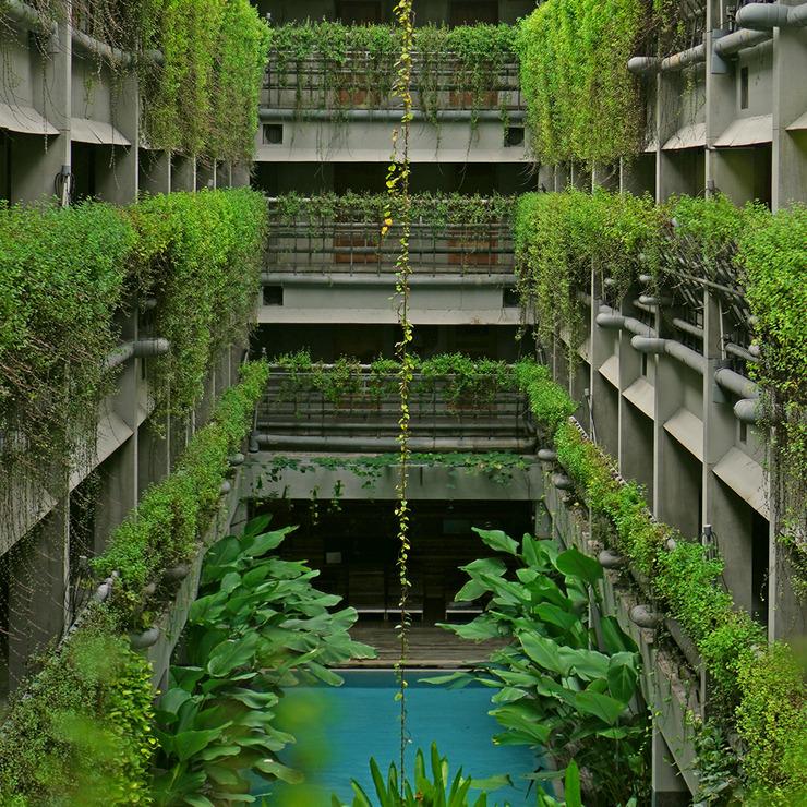 Greenhost Hotel Jogja - VIEW