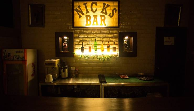 The Jayakarta Suites Komodo Flores - Nicks Bar