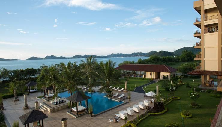 The Jayakarta Suites Komodo Manggarai Barat - Pemandangan