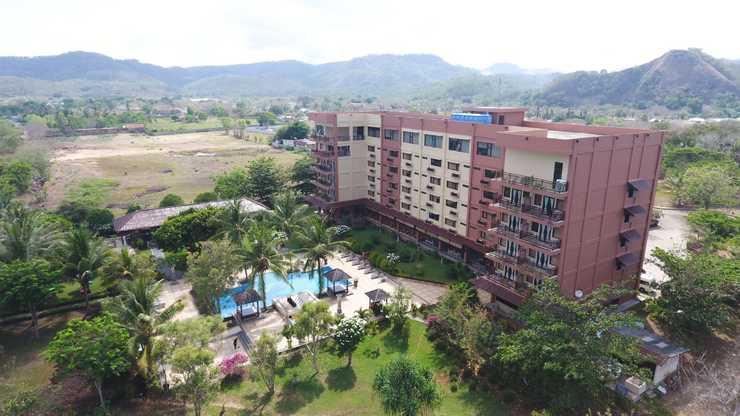 The Jayakarta Suites Komodo Manggarai Barat - Tampilan Luar