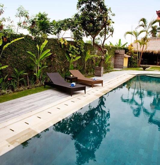 Sasa Bali Villas Bali - Kolam Renang