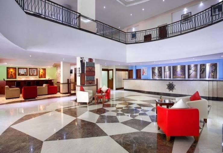 Hotel Ibis Rajawali Surabaya - Lobi