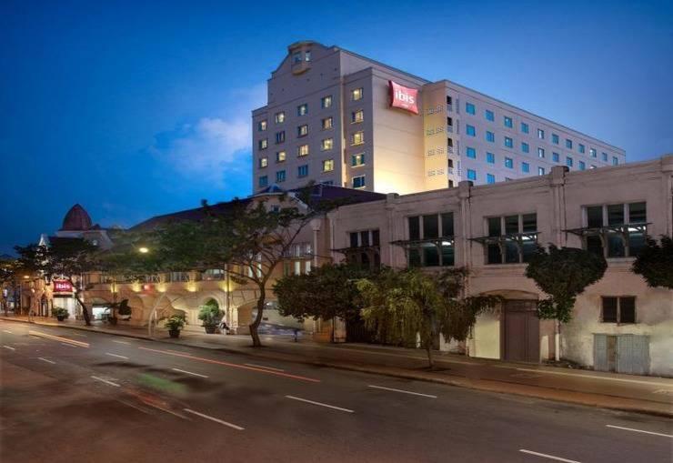 Hotel Ibis Rajawali Surabaya - Eksterior
