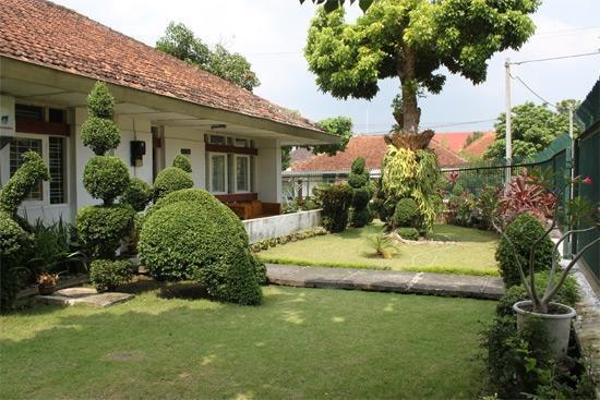 Gadjah Mada University Club Hotel Yogyakarta - Eksterior