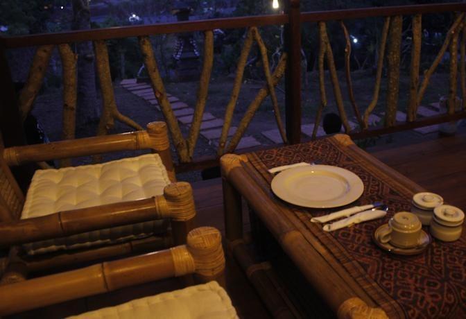 Jepun Didulu Cottage Bali - Teras
