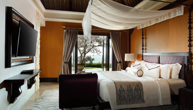 The Villas at AYANA Resort, BALI - Two Bedroom Ocean Front Pool Villa