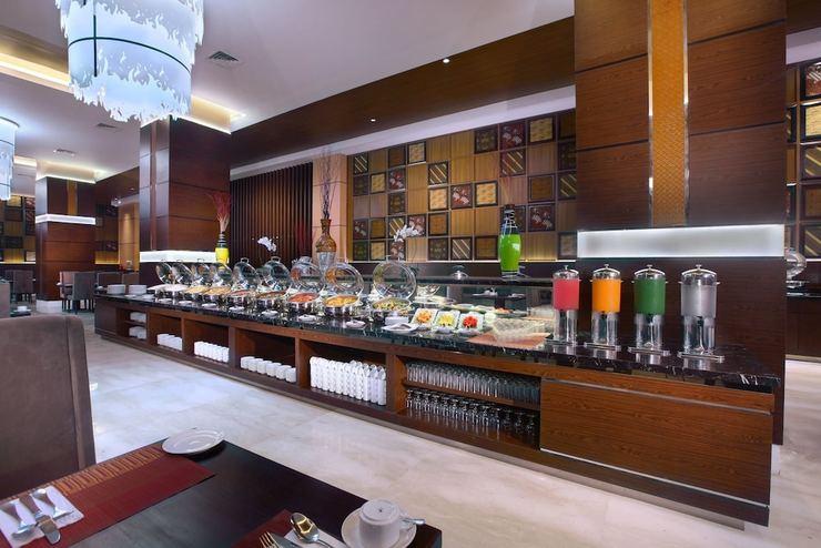 Alana Hotel Solo Solo - Buffet