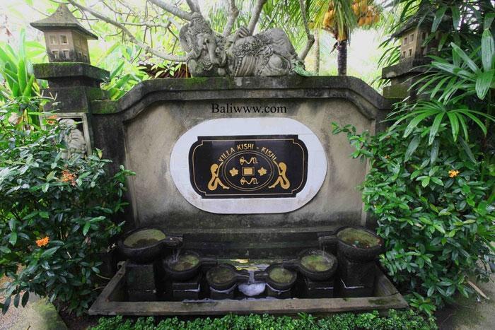 Villa Kishi - Kishi Bali - Tampilan Luar