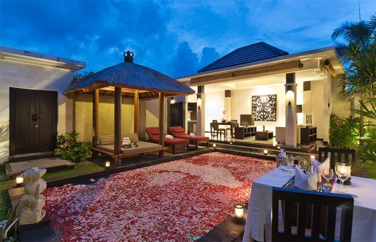Grand La Villais Villa and Spa Bali - exterior