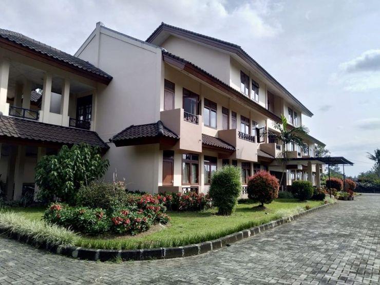 GRHA KASIH Hotel & Villa Bogor - Facade