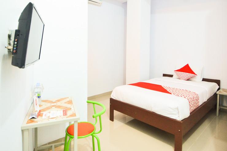 OYO 791 Tanah Tinggi Guest House Ambon - Bedroom
