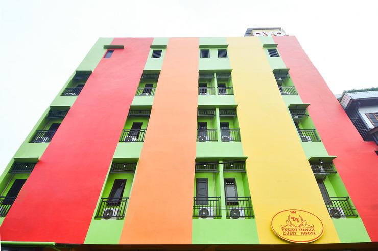 OYO 791 Tanah Tinggi Guest House Ambon - Facade