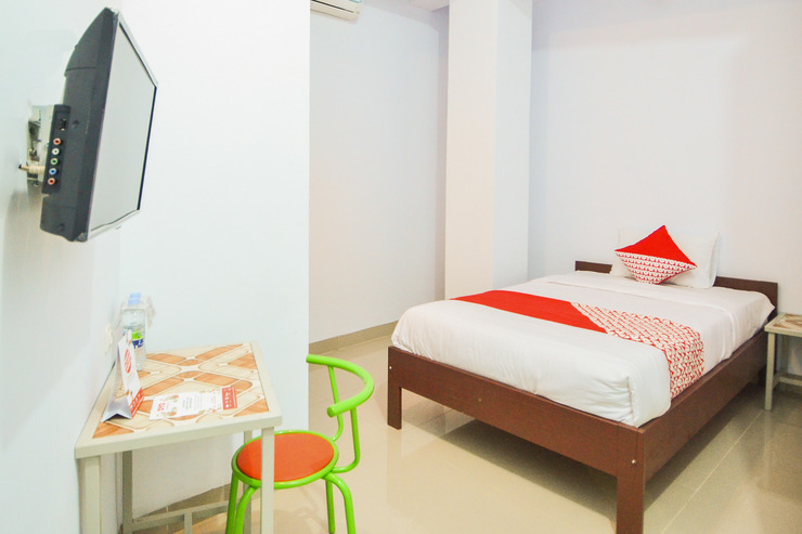 OYO 791 Tanah Tinggi Guest House Ambon - Bedroom S/S