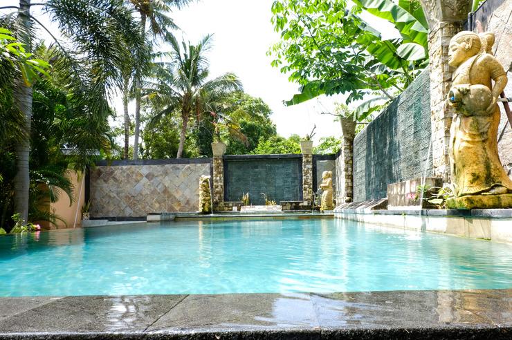 OYO 685 Green Asri Hotel Lombok - Pool