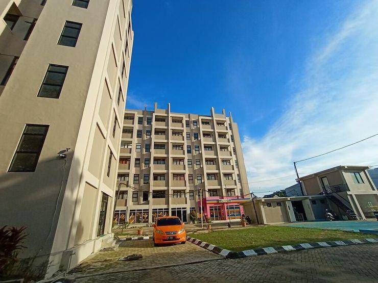 Apartemen Pandan Wangi Suite Samarinda - Building