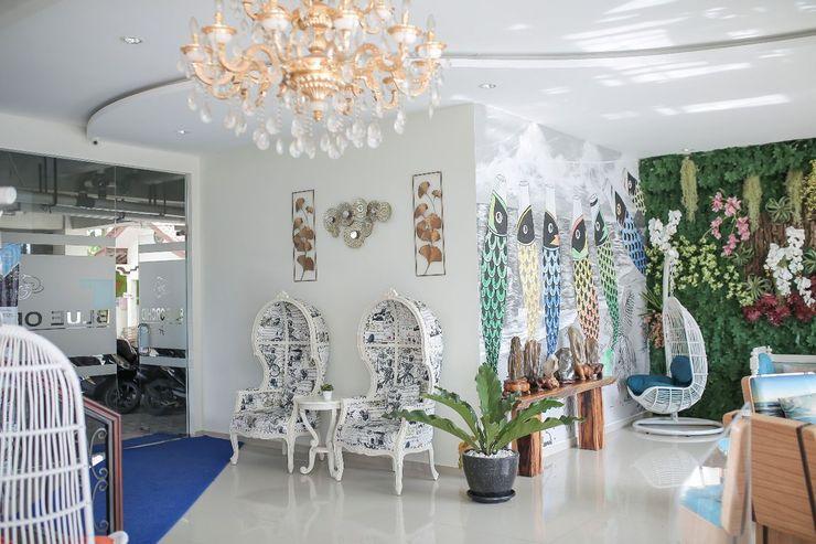 Blue Orchid Hotel Pangandaran Pangandaran - Interior