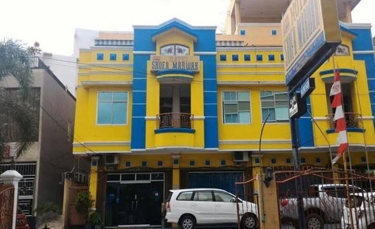 Hotel Shofa Marwah Palembang - Eksterior