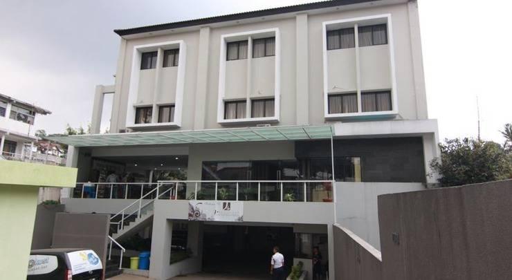 J Residence Bandung - Eksterior