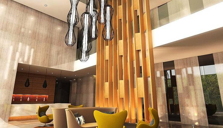 Hotel Santika Premiere Hayam Wuruk - Lobi