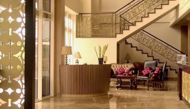 Sapphire Sky Hotel BSD - Interior
