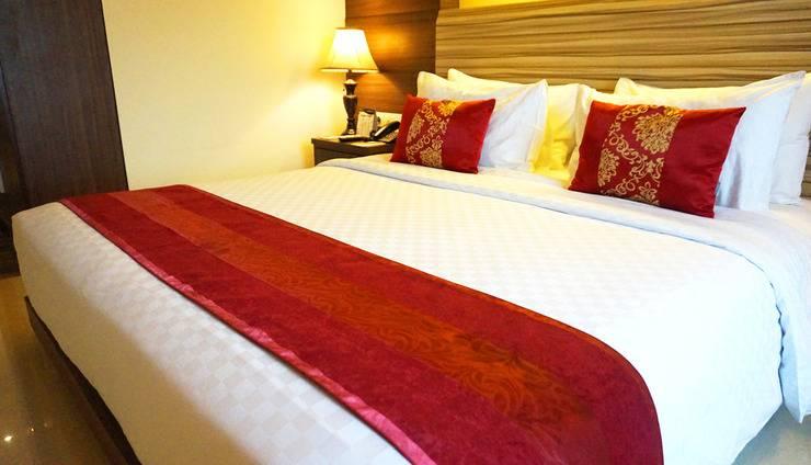 Sapphire Sky Hotel BSD - Junior Suite 1 bed besar
