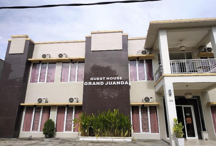 Grand Juanda Guest House Samarinda - Exterior