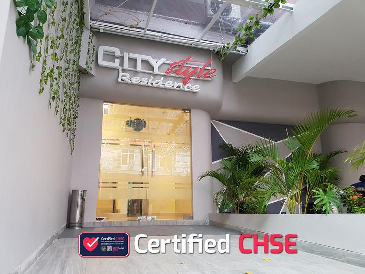 City Style Residence Jakarta - Facade