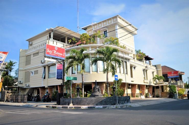 Hotel Mataram 2 Yogyakarta - Halaman depan