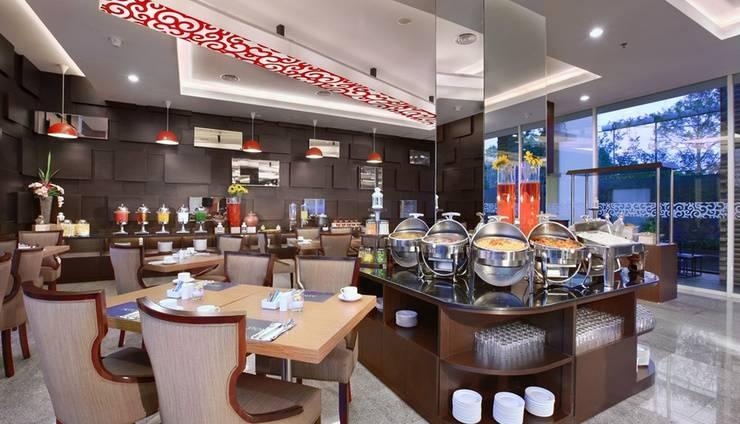 Aston Lampung City Hotel Bandar Lampung - Restoran
