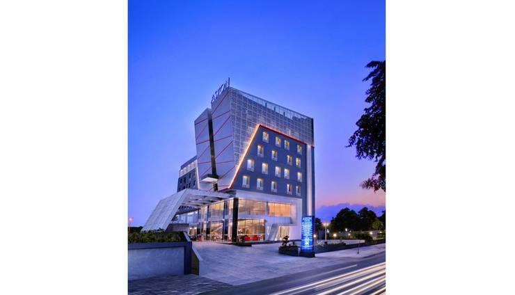 Aston Lampung City Hotel Bandar Lampung - Tampilan Luar Hotel