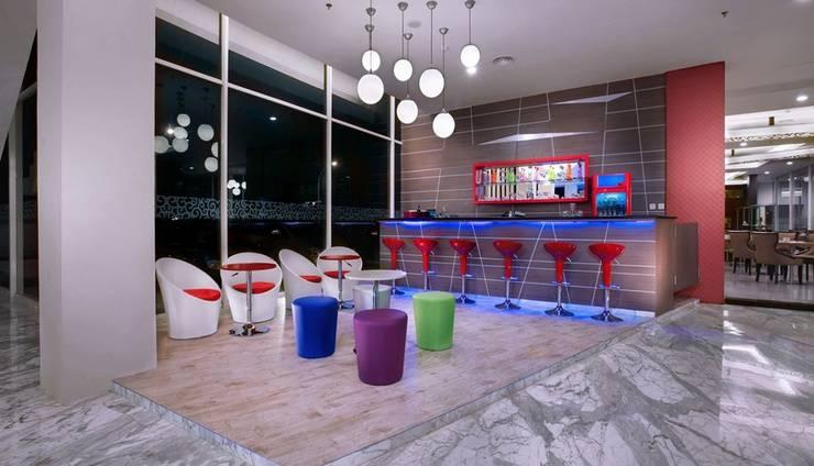 Aston Lampung City Hotel Bandar Lampung - Lounge