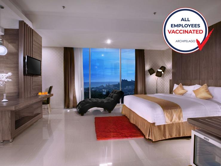 Aston Lampung City Hotel Bandar Lampung - Vaccinated