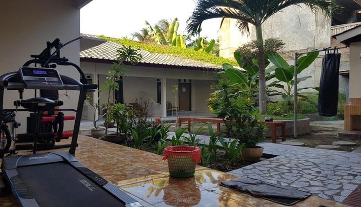 Banyu Urip Homestay Lombok - exterior