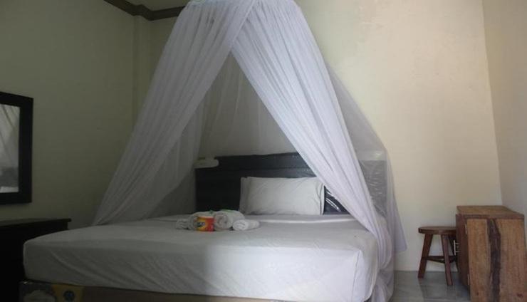 Banyu Urip Homestay Lombok - room
