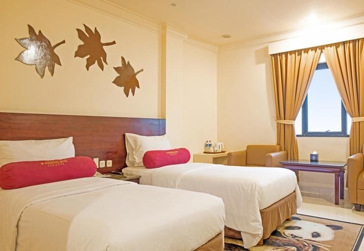 BI Executive Hotel Ancol Mangga Dua - Executive Twin