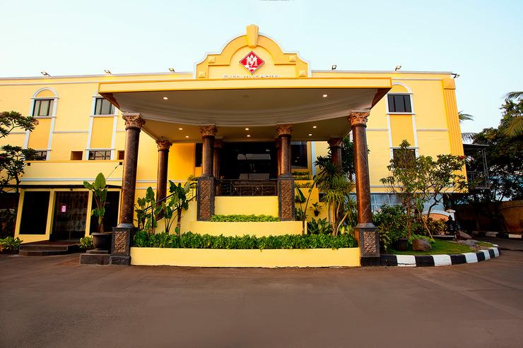 BI Executive Hotel Ancol Mangga Dua - Gedung